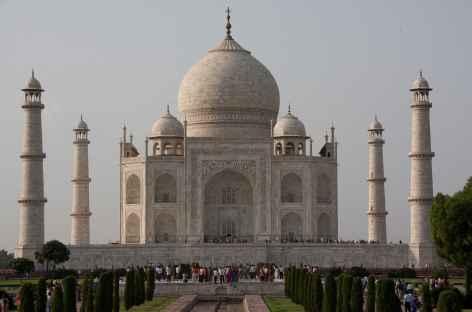 La Taj Mahal - Agra, Inde -
