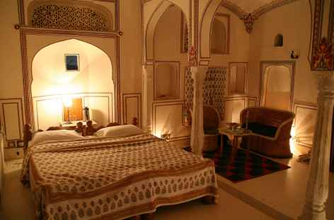 Chambre à Bijaipur - Rajasthan, Inde -