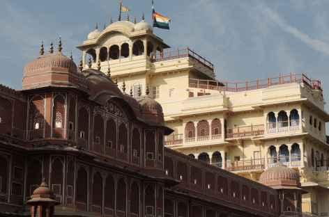 Palais de Jaipur - Rajasthan, Inde -