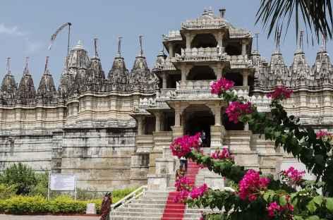 Temple d'Adinath, Ranakpur - Rajasthan, Inde -