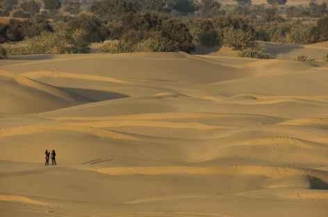 Au coeur des dunes - Rajasthan, Inde -