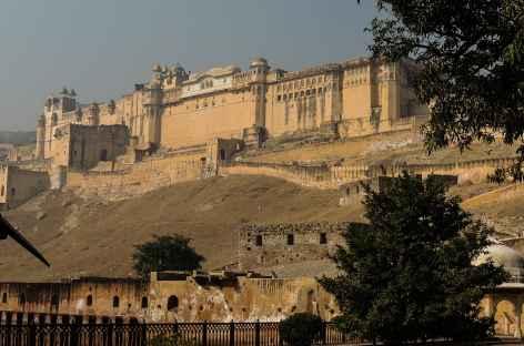 Fort d'Amber- Rajasthan, Inde -