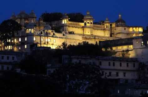 Palais d'Udaipur - Rajasthan, Inde -
