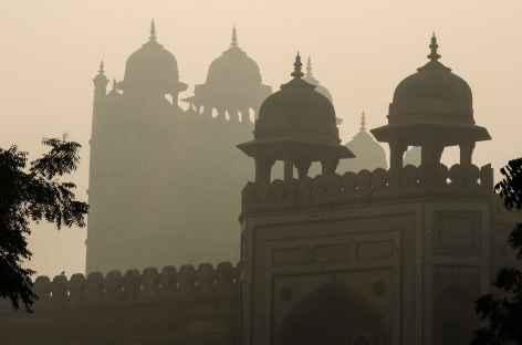 Fatehpur-Sikri, constuite par l'empereur Akbar, Rajasthan -