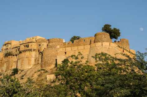 La citadelle de Jaisalmer, Rajasthan -