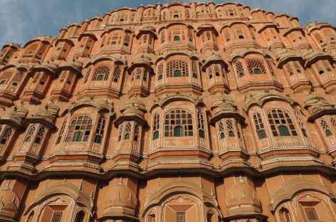Le Palais des vents à Jaïpur - Inde, Rajasthan -