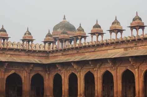 La cité de Fatehpur-Sikri, Rajasthan -