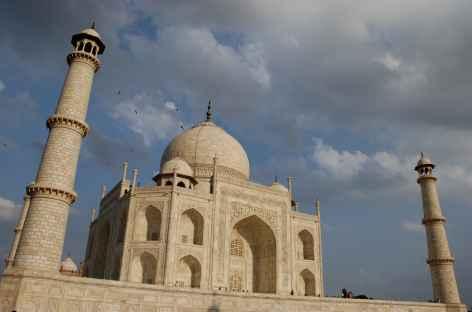 Le Taj Mahal, Agra, Inde -