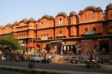 Jaipur, la ville rose, Rajasthan, Inde -