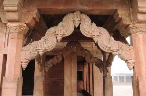 Fatehpur-Sikri, Rajasthan, Inde -