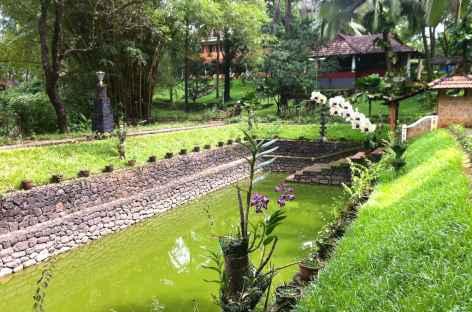 Thatthekad, Kerala, Inde -