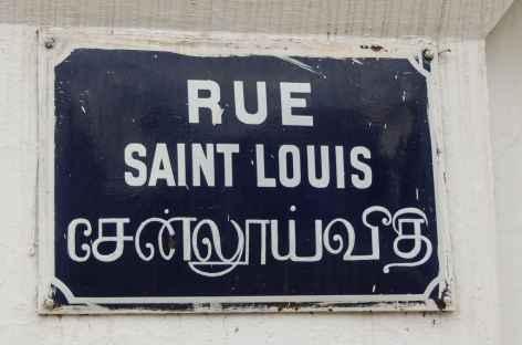 Pondicherry,  Inde du Sud -