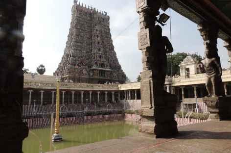 Madurai, Inde du Sud -