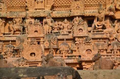 Figurines du temple de Thanjavur - Inde -