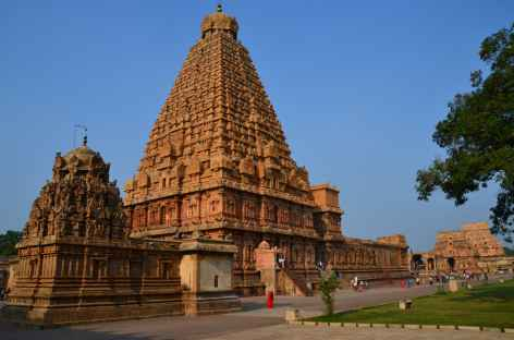 Temple de Thanjavur - Inde -