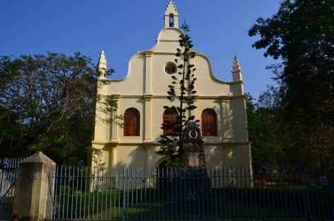 Eglise à Cochin - Inde -