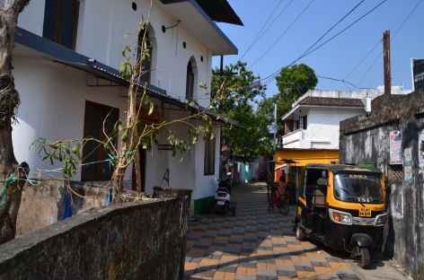 Ruelle de Cochin - Inde -