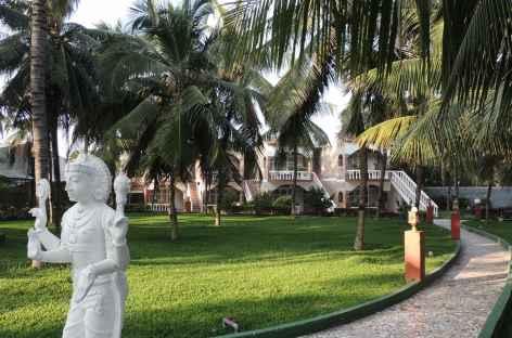 Hôtel en bord de mer - Inde -
