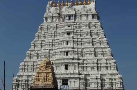 Temple du Tamil Nadu - Inde -
