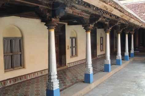Architecture du Chettinadu,  Inde du Sud -