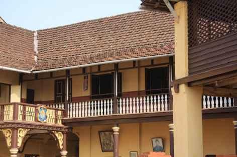 Architecture de Cochin, Inde du Sud -