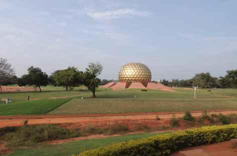 Auroville,  Inde du Sud -