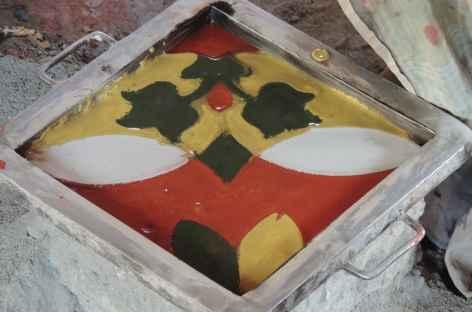 Artisanat du Chettinadu,  Inde du Sud -