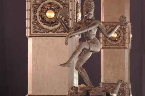 Statue du Kerala, Inde du Sud -