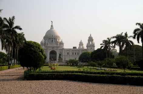 Palais de la reine Victoria - Calcutta, Inde -