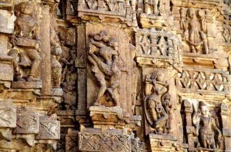 Temple de Bhoramdeo - Orissa, Inde -