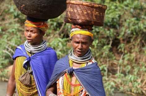 Femmes Bonda - Orissa, Inde -