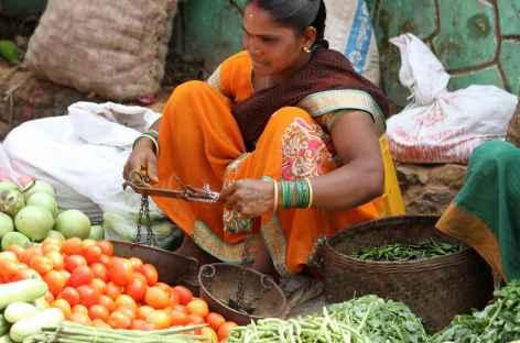 Femme Gadaba - Orissa, Inde -
