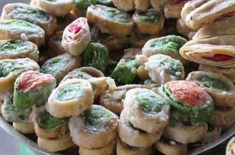 Sucreries - Orissa, Inde -