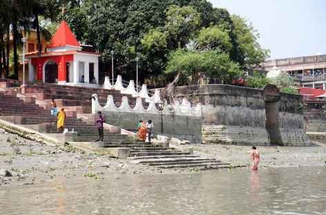 Au bord du Gange - Calcutta, Inde -