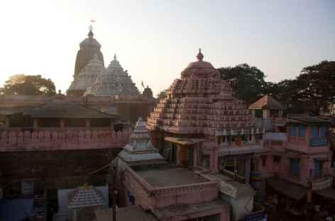 Temple - Orissa, Inde -