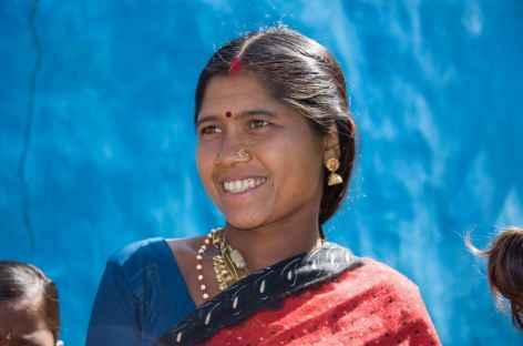 Tribus d'Orissa, Inde -