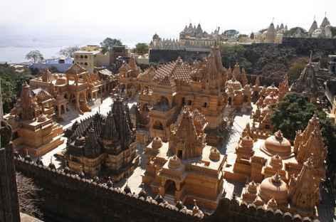 Temples Jain à Palitana -
