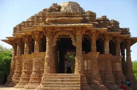 Temple du soleil, Modhera -