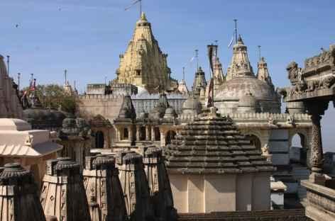 Temple Jain à Palitana -