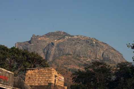 Palitana, collines de Girnar -