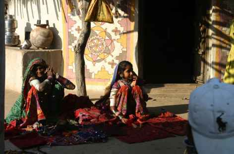 Tribus du Gujarat à Bhuj -