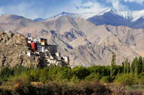 Tiksey, Ladakh - Inde -