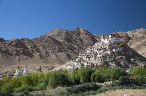 Monastère de Chemre,  Ladakh - Inde -