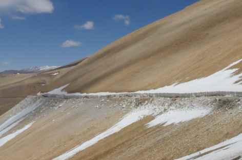 Route du Chang La - Ladakh, Inde -