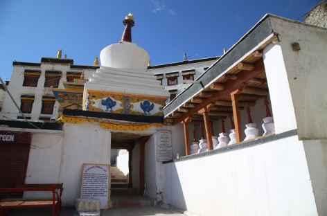 Monastère de Spituk - Ladakh, Inde -