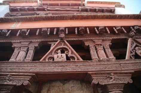 Détails du monastère d'Alchi - Ladakh, Inde -