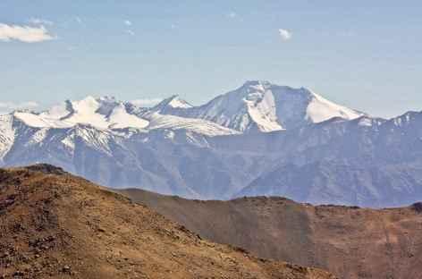 Les Kang Yatse depuis le Chang La 5300 m, Ladakh - Inde -