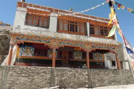 Gompa de Tukjee, Changtang, Ladakh - Inde -