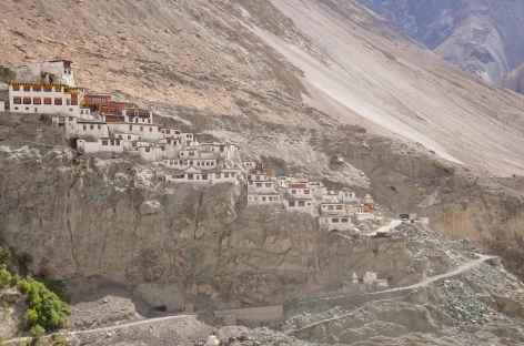 Village suspendu  - Vallée de la Nubra -