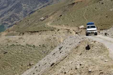 Route d'altitude - Ladakh, Inde -